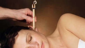 Ear Candling at Deep Tissue Massage Houston